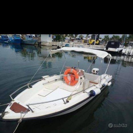 Barca open medimar 520