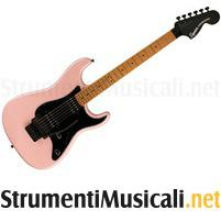 Fender squier contemporary stratocaster hh fr rmn shell pink