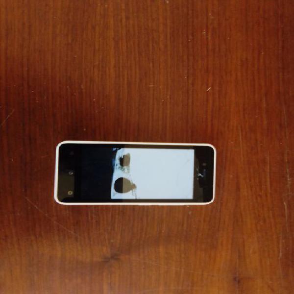 Smartphone wiko w-k 130 sunny schermo rotto