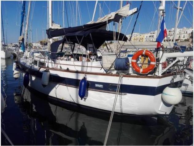 Barca a velausa nautica irwin 43 mk iii anno1987 lunghezza