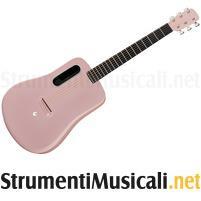Lava music me 2 freeboost pink