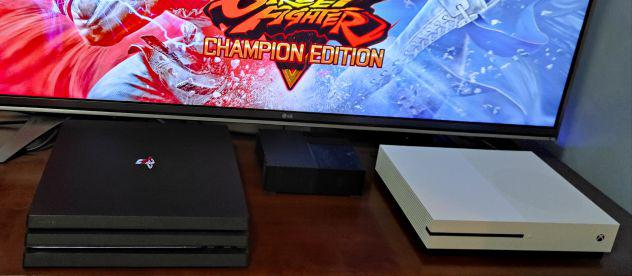 Ps4 playstation 4 pro e xbox one s console
