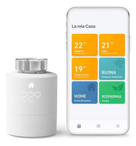 Tado° v3+ starter kit - testa termostatica intelligente