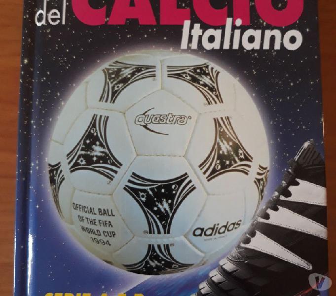 Annuario del calcio italiano serie a e b 1994-1995 scandiano - collezionismo in vendita