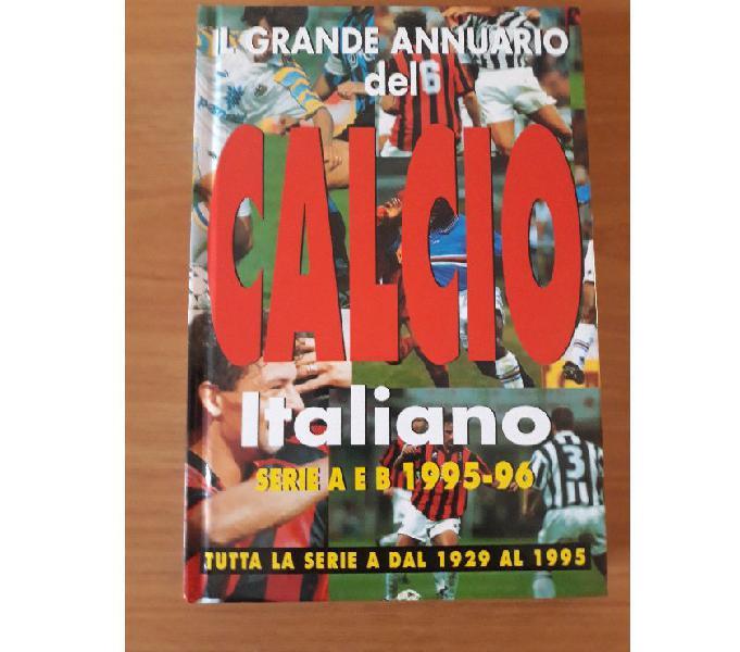 Annuario del calcio italino serie a e b 1995-1996 scandiano - collezionismo in vendita