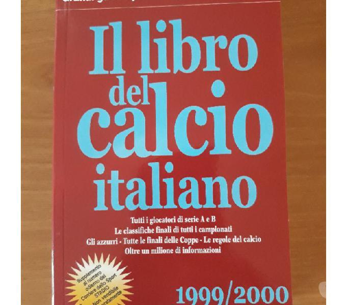 Il libro del calcio italiano 1999-2000 scandiano - collezionismo in vendita