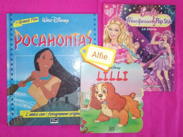 Libri cartoni animati - disney e non!