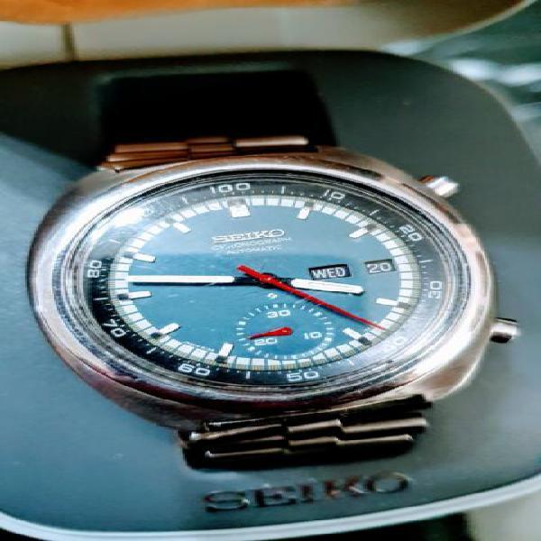 Seiko cronografo vintage 6139-7002 come nuovo originale