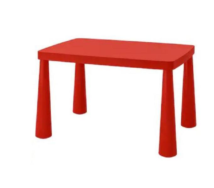 Tavolo seggiolina per bambini, da internoesterno melzo