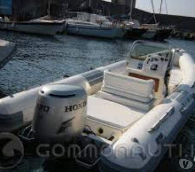 Gommone joker boat coaster 650 4t bacoli - barche usate occasione