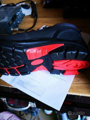 2 paia scarpe antinfortunistiche n42