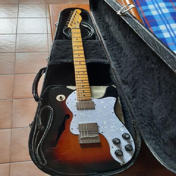 Fender telecaster thinline, come nuova