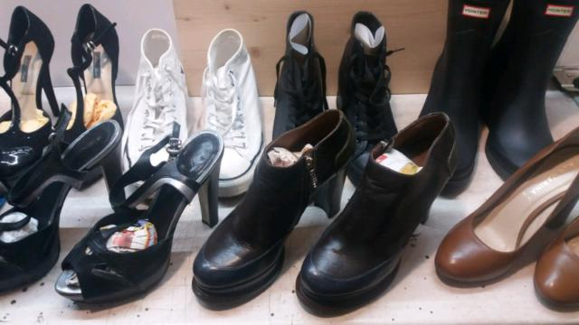 Stock 7 paia scarpe donna n 40 invernali