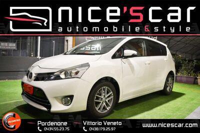 Toyota verso 1.6 d-4d business usata a vittorio veneto -