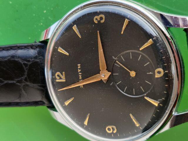 Zenith vintage cal. 126 originale pari al nuovo
