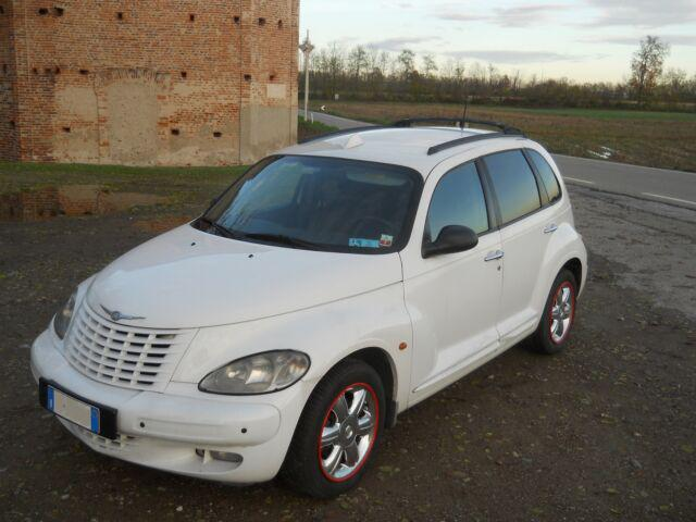 Auto chrysler pt cruiser limited 2.4 105 kw automatica