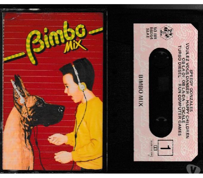 Bimbo mix - compilation mixage - tape, cassette, mc, k7 1984 palermo