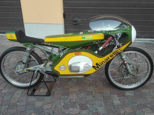 Minarelli 50 competizione 1972