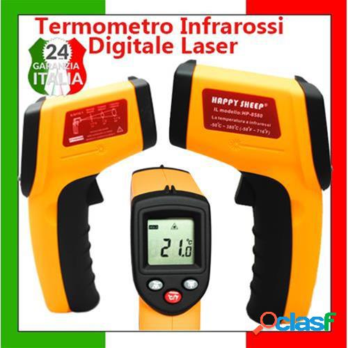 Termometro digitale infrarossi happy sheep hp-8580
