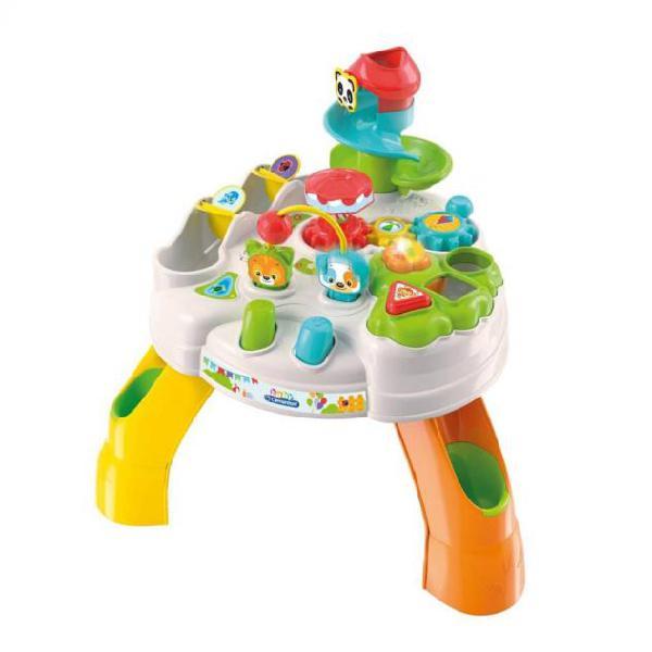Clementoni gioco tavolo di attività per bambini park