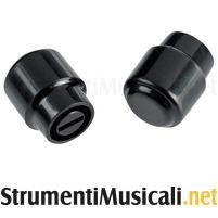Fender telecaster barrel switch tips black (2)