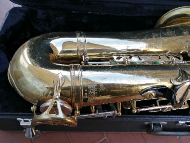 Sax tenore selmer mark 6 made in france