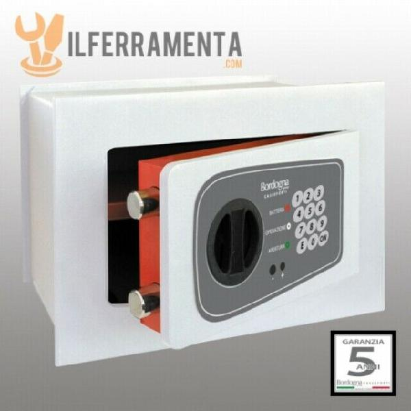 Bordogna Cassaforte Mod.Musa elettronica 215/E 81000 Dim.