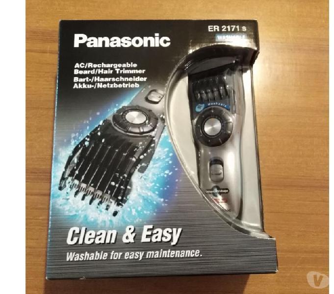 Rasoio regola barba capelli ricaricabile a batteria spazzola vittoria - casalinghi - articoli per casa e giardino