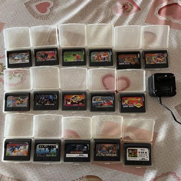 Giochi sega game gear