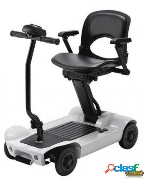 Blandino litio - scooter elettrico pieghevole a trolley