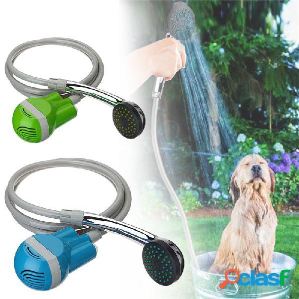 Vasca da bagno per lavaggio animali domestici portatile con ugello ricaricabile per doccia usb portatile strumenti