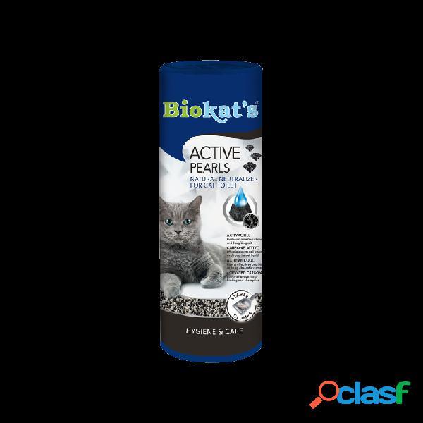 Biokat's - biokat's active pearls deodorante per lettiere confezione da 700 gr