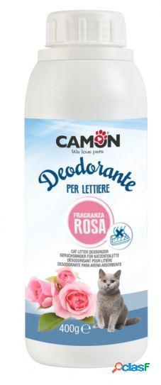 Camon deodorante lettiera rosa 400 gr