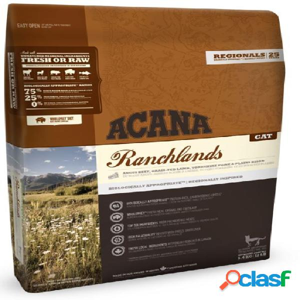 Acana dog regionals ranchlands 2 kg