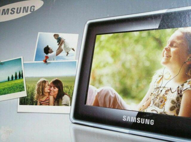 "Cornice digitale samsung 8"" digital photo frame spf-87h"