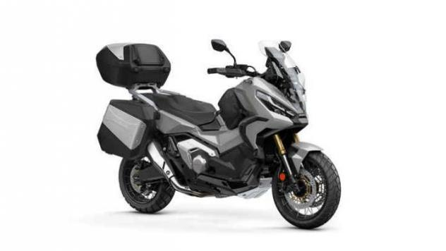 Honda x-adv 750 honda x-adv 750 abs dct travel e5 rif.