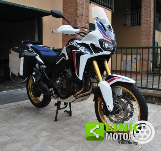 Honda africa twin crf 1000 l cambio dct - 2018