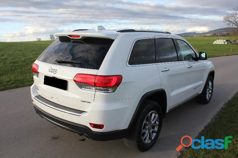 JEEP Grand Cherokee 3.0 CRD Limited Automatic 1