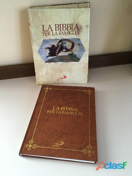 La BIBBIA PER LA FAMIGLIA 1