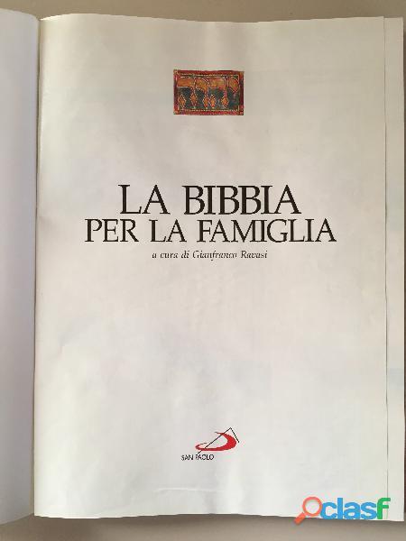 La BIBBIA PER LA FAMIGLIA 5