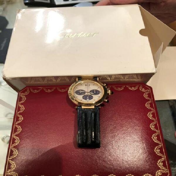 Cartier pasha cronografo originale.
