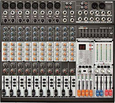 Mixer professionale audio design pamx3.82