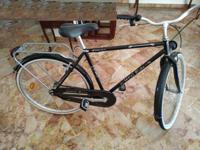 Bicicletta uomo e altro mobilio