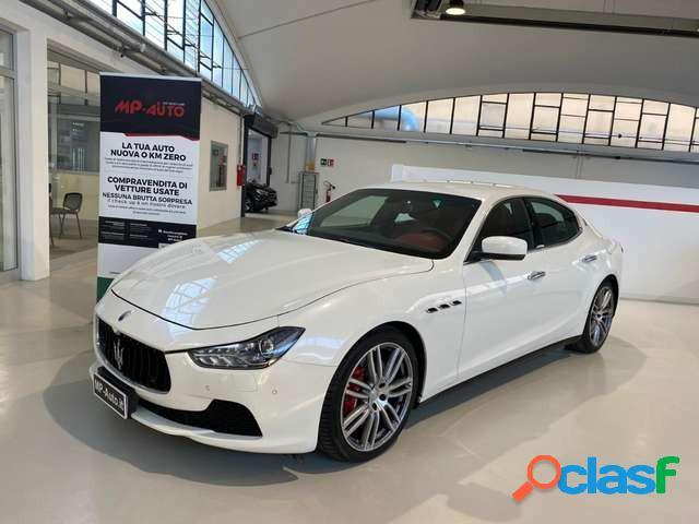 Maserati ghibli benzina in vendita a castellanza (varese)