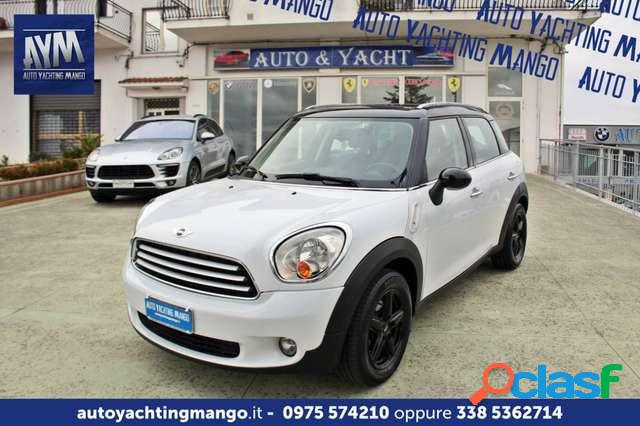 Mini countryman diesel in vendita a padula (salerno)
