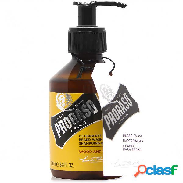 Proraso shampoo barba 200ml