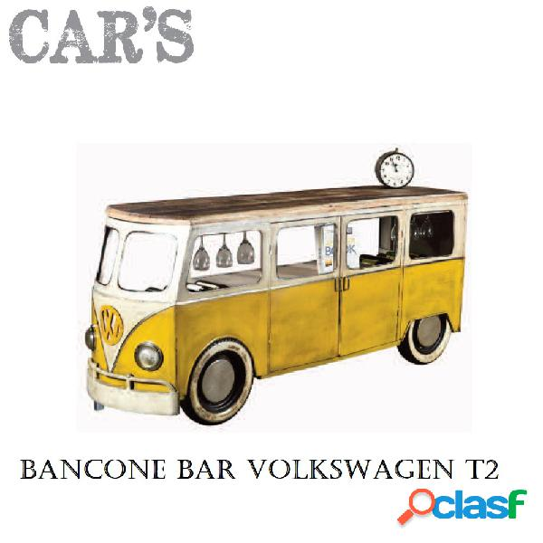 Bancone bar cars wols big