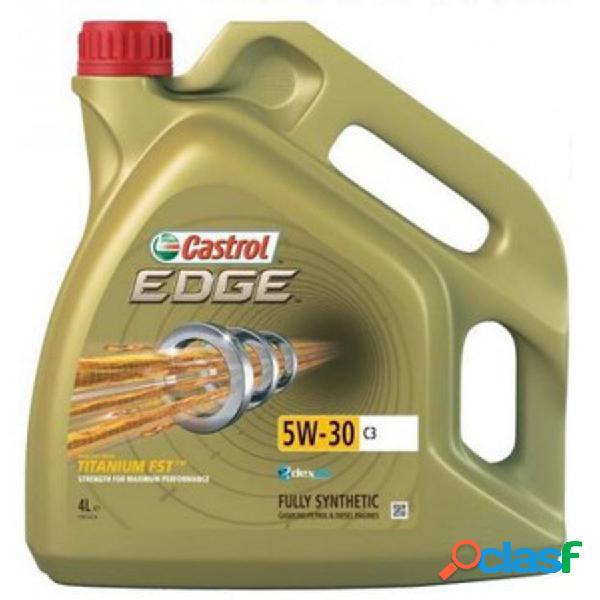 Olio motore edge 5w30 c3