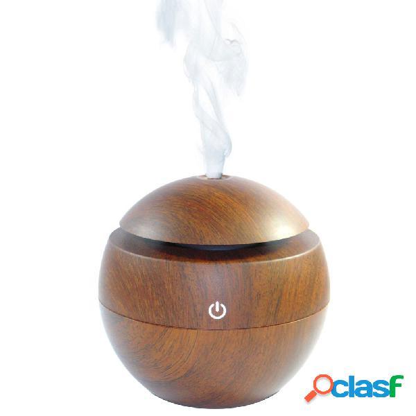 Diffusore olio essenziale dell'aria dell'umidificatore dell'umidità dell'aria del usb con la lampada a led che cambia colore