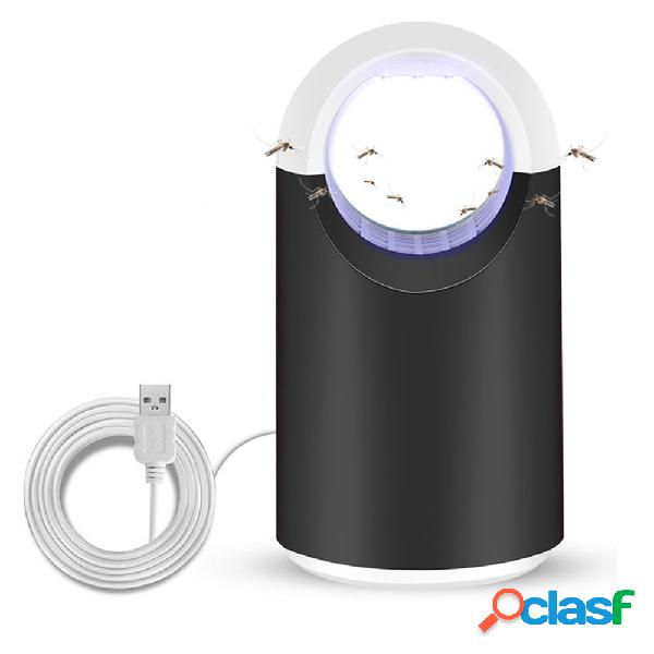 Loskii domestico led antiparassitario per zanzare lampada trappola led antiparassitario elettrico anti repeller per mosche